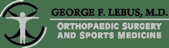 George LeBus, MD Logo